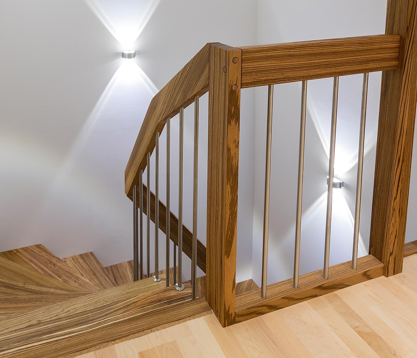 Handlauftragende Treppen | Carstens Tischlerei, Hude
